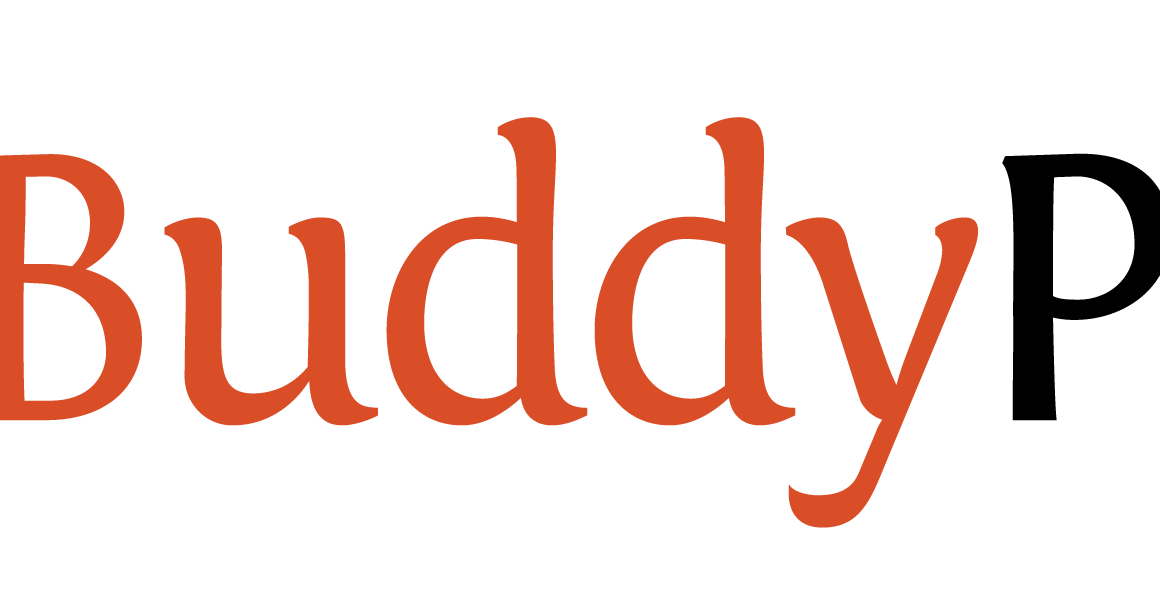 The BuddyPress logo.